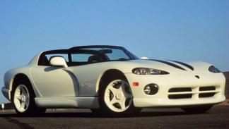 Los 13 coches más terroríficos para concudir Dodge Viper