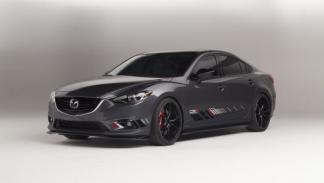 Mazda comercializará un Mazda6 diésel en EEUU en 2014