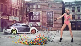 Calendario Miss Tuning 2014 abril