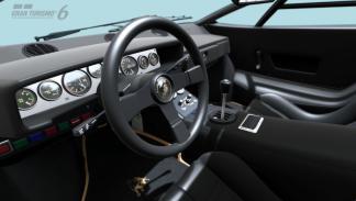 Lamborghini salpicadero Gran Turismo 6