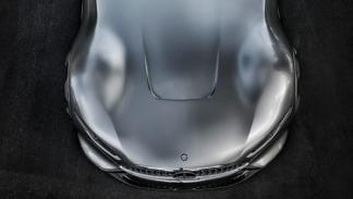Mercedes-Benz AMG Vision Gran Turismo capó