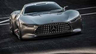 Mercedes-Benz AMG Vision Gran Turismo frontal