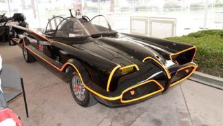 El primer Batmóvil también fue obra de George Barris