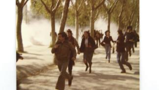 Coches de los 70: cargas policiales
