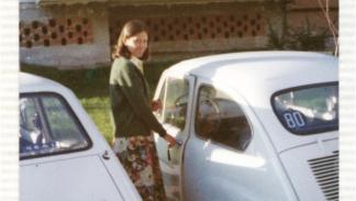 Coches de los 70: conductores novatos