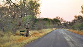Porque esto es África