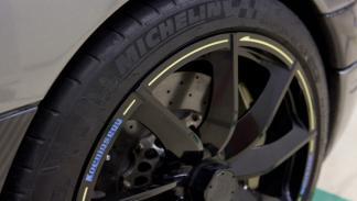Koenigsegg neumáticos