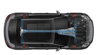 El Porsche Macan tiene tracción a las cuatro ruedas con un diferencial posterior
