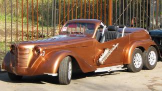 Moskwitsch 400