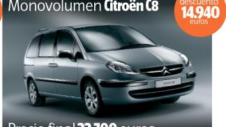 Citroën C8