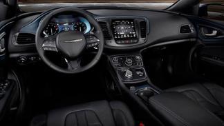 Chrysler 200 2015 interior