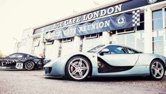 The Ace Cafe Londres reuniones