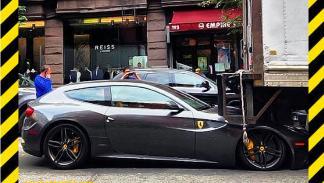 Ferrari FF estrellado