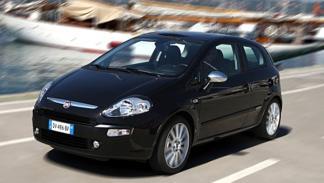 Fotos: Llega el Fiat Punto Evo
