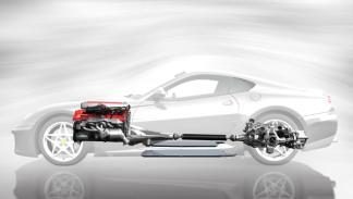 """Fotos: HY-KERS """"vettura laboratorio"""": el Ferrari 599 GTB Fi"""