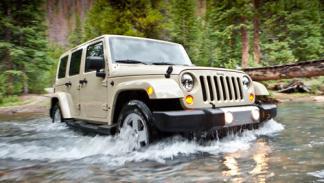 Fotos: Las primeras imágenes del Jeep Wrangler