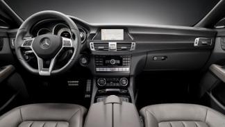 Fotos: Mercedes estrena diseño con el nuevo CLS