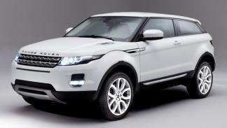 Fotos: Land Rover desvela más datos sobre el Evoque