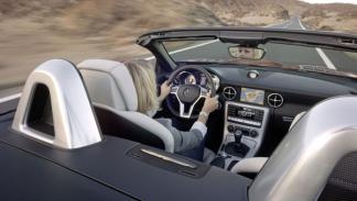 Fotos: La tercera generación del Mercedes SLK llegará en ma