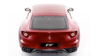 Fotos: Ferrari FF: el nuevo modelo italiano de cuatro plaza