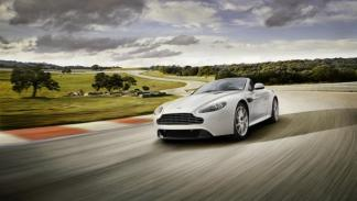 Aston Martin V8 Vantage S frontal2