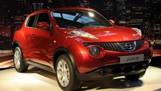 Nissan Juke ventas enero 2011 SUV