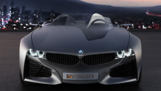 BMW Vision ConnectedDrive frontal