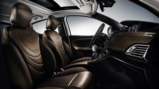 Lancia Ypsilon interior
