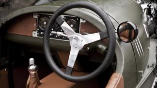 Morgan 3 Wheeler Ginebra volante