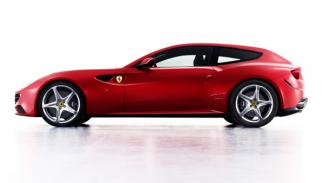 Ferrari FF barrido