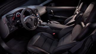 Chevrolet Corvette Centennial Edition 2012 interior