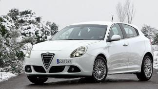 Alfa Romeo Giulietta delantera