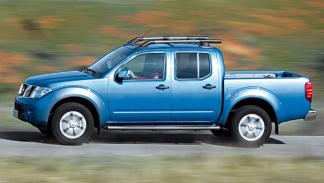 SUV pick-up todoterreno nissan navara diesel