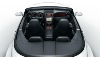 Bentley Continental Supersports Convertible ISR interior
