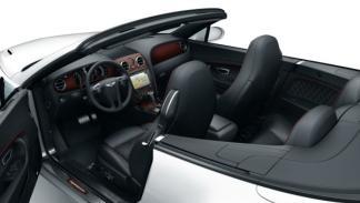 Bentley Continental Supersports Convertible ISR interior 2