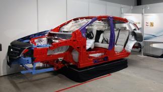 El Mercedes Clase B definitivo se podrá ver en Fráncfort