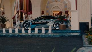 BMW Vision EfficientDynamics concept mision imposible 4