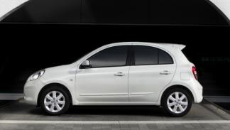 Nissan Micra DIG-S lateral