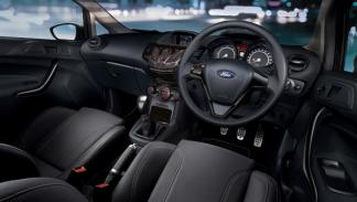 Ford Fiesta Sport Match interior