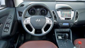 Hyundai ix35 todoterreno remolque mandos