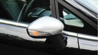 Ford Fiesta Centura retrovisores