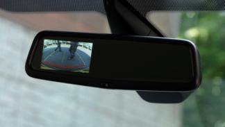 Ford Fiesta Centura cámara trasera