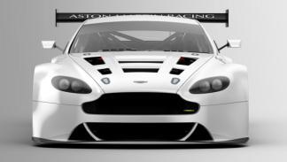 Aston Martin Vantage V12 GT3 2012 frontal 600 CV