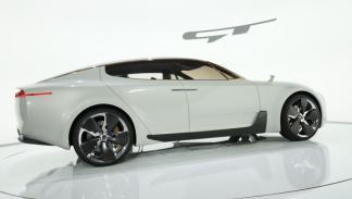 Kia GT Concept lateral Salón Frankfurt 2011