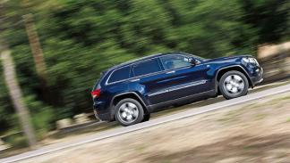 Jeep Grand Cherokee 3.0 CRD lateral