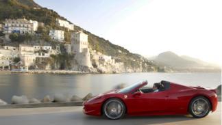 Ferrari Spider 458