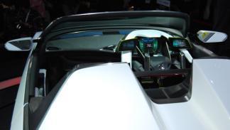 Honda EV-STER interior Salón de Tokio 2011