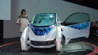 Honda Micro Commuter Salón de Tokio 2011