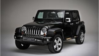 Jeep Wrangler Unlimited Nautic Concept Frontal