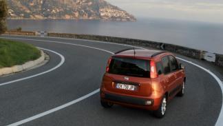 Fiat Panda 2012 trasera